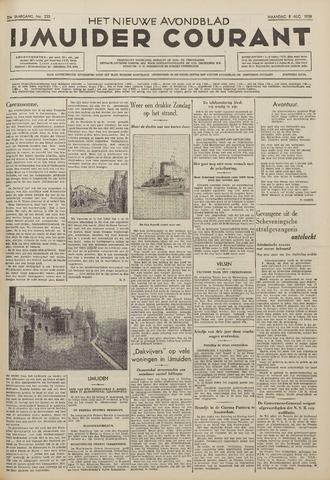 IJmuider Courant 1938-08-08