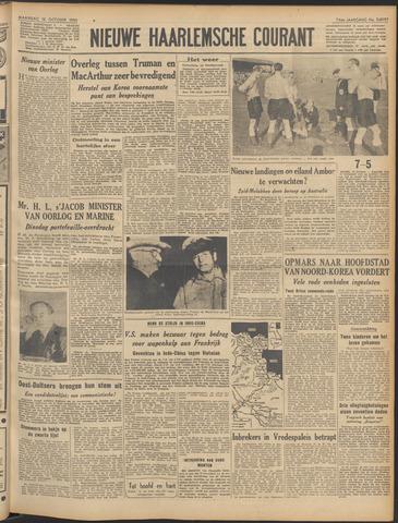 Nieuwe Haarlemsche Courant 1950-10-16