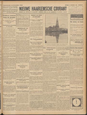 Nieuwe Haarlemsche Courant 1938-11-19