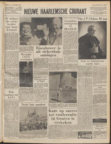 Nieuwe Haarlemsche Courant 1955-11-12