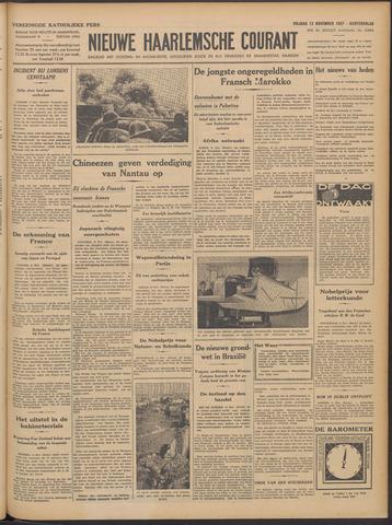 Nieuwe Haarlemsche Courant 1937-11-12