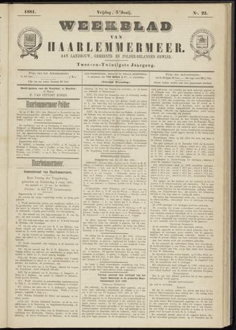 Weekblad van Haarlemmermeer 1881-06-03