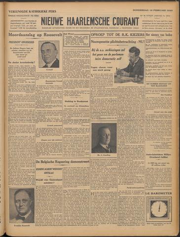 Nieuwe Haarlemsche Courant 1933-02-16