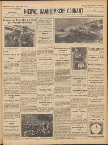 Nieuwe Haarlemsche Courant 1937-09-27