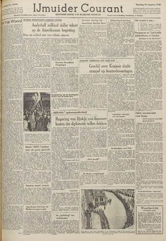 IJmuider Courant 1948-08-16