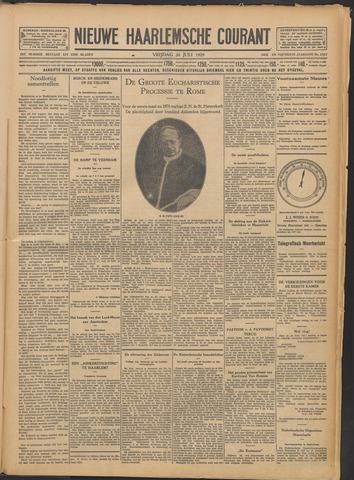 Nieuwe Haarlemsche Courant 1929-07-26