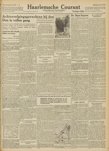 Haarlemsche Courant 1942-07-21
