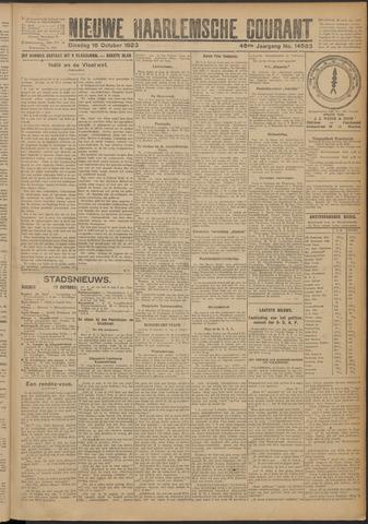 Nieuwe Haarlemsche Courant 1923-10-16