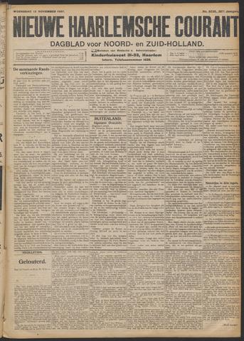 Nieuwe Haarlemsche Courant 1907-11-13