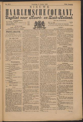 Nieuwe Haarlemsche Courant 1900-10-18