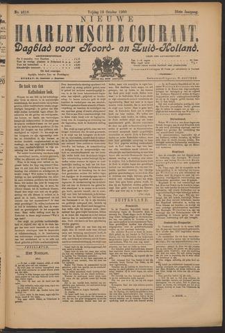 Nieuwe Haarlemsche Courant 1900-10-19