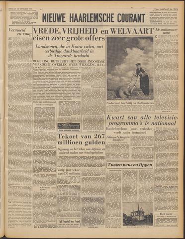 Nieuwe Haarlemsche Courant 1951-09-18