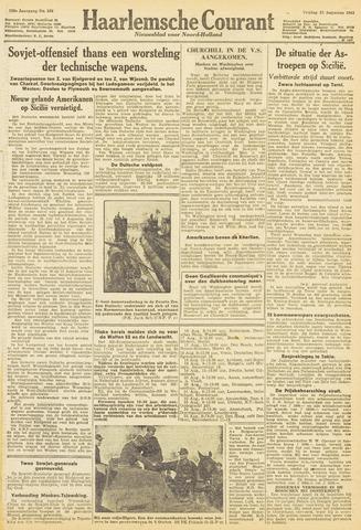 Haarlemsche Courant 1943-08-13