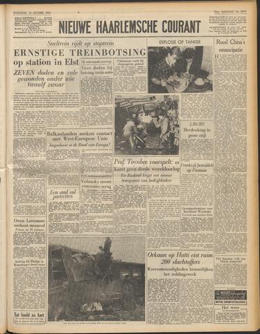 Nieuwe Haarlemsche Courant 1954-10-13