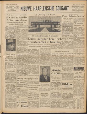 Nieuwe Haarlemsche Courant 1960-01-09