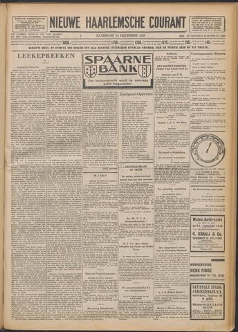 Nieuwe Haarlemsche Courant 1929-12-14