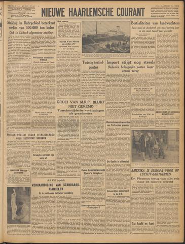 Nieuwe Haarlemsche Courant 1947-04-04