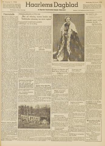 Haarlem's Dagblad 1950-01-12
