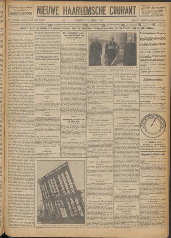 Nieuwe Haarlemsche Courant 1929-04-19
