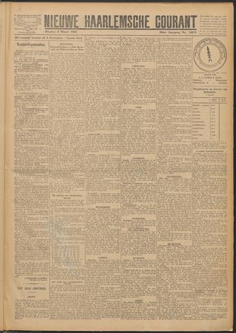 Nieuwe Haarlemsche Courant 1924-03-04
