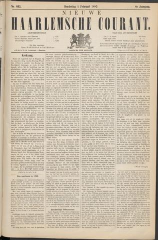 Nieuwe Haarlemsche Courant 1883-02-01