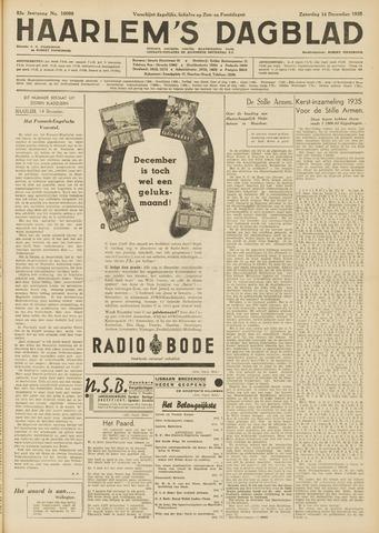 Haarlem's Dagblad 1935-12-14