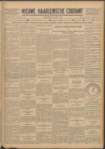 Nieuwe Haarlemsche Courant 1930-07-10