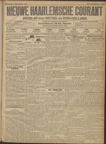Nieuwe Haarlemsche Courant 1915-09-11