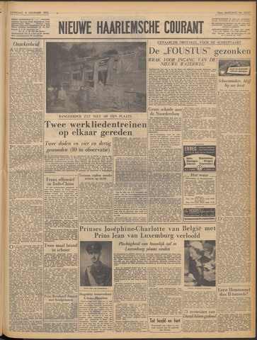 Nieuwe Haarlemsche Courant 1952-11-08