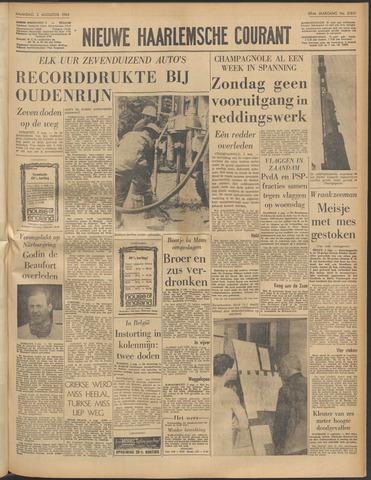 Nieuwe Haarlemsche Courant 1964-08-03