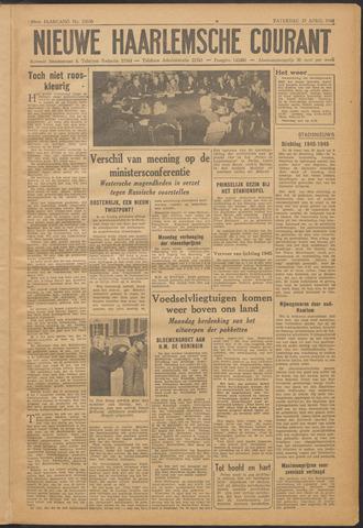 Nieuwe Haarlemsche Courant 1946-04-27