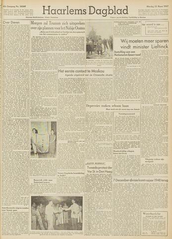 Haarlem's Dagblad 1947-03-11