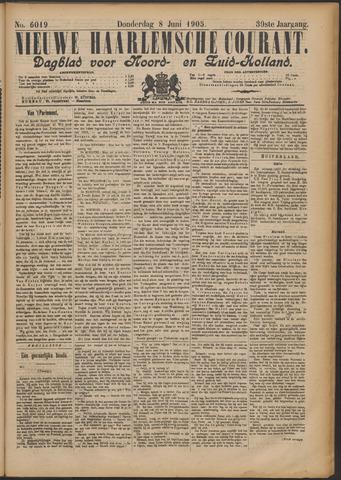 Nieuwe Haarlemsche Courant 1905-06-08