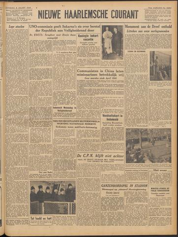 Nieuwe Haarlemsche Courant 1949-03-08