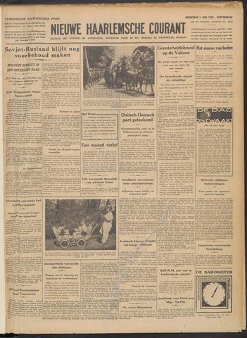 Nieuwe Haarlemsche Courant 1939-06-01