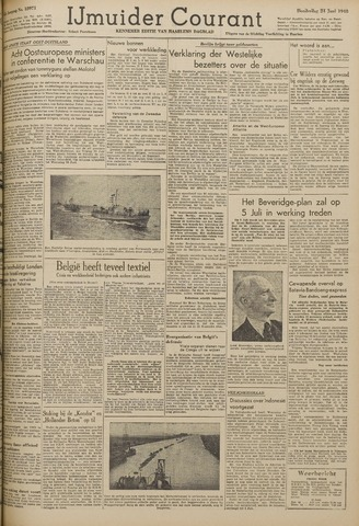 IJmuider Courant 1948-06-24