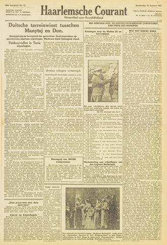 Haarlemsche Courant 1943-01-28