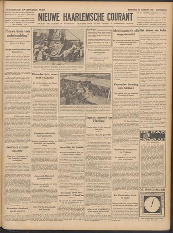 Nieuwe Haarlemsche Courant 1938-08-25