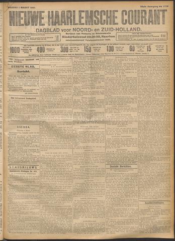Nieuwe Haarlemsche Courant 1912-03-01