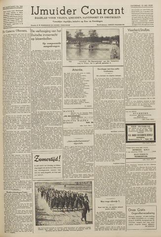 IJmuider Courant 1939-05-13