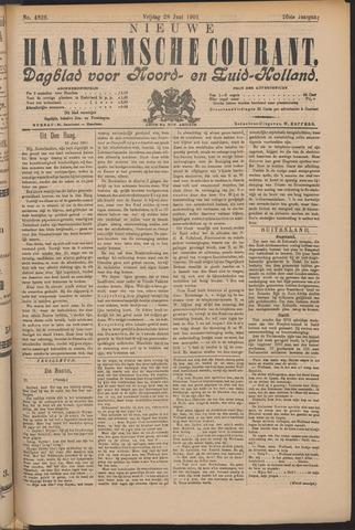 Nieuwe Haarlemsche Courant 1901-06-28