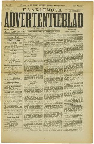 Haarlemsch Advertentieblad 1888-03-03
