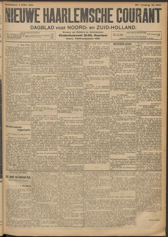 Nieuwe Haarlemsche Courant 1908-04-08