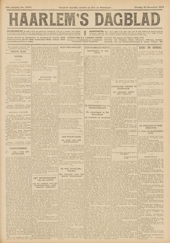 Haarlem's Dagblad 1926-11-30