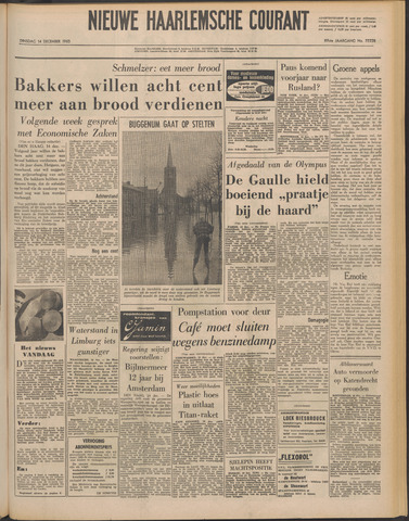 Nieuwe Haarlemsche Courant 1965-12-14
