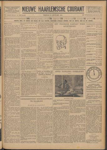 Nieuwe Haarlemsche Courant 1931-01-23
