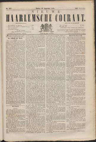 Nieuwe Haarlemsche Courant 1885-08-16