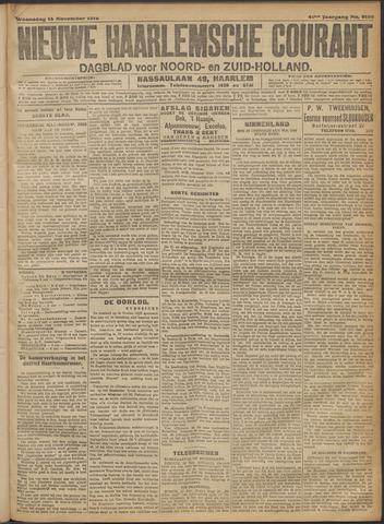 Nieuwe Haarlemsche Courant 1916-11-15