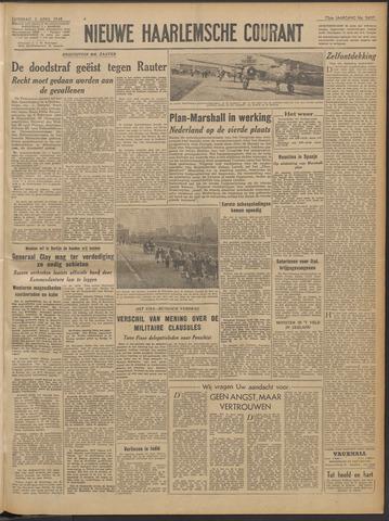Nieuwe Haarlemsche Courant 1948-04-03
