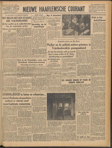 Nieuwe Haarlemsche Courant 1948-06-22